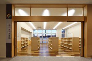 サテライト図書館