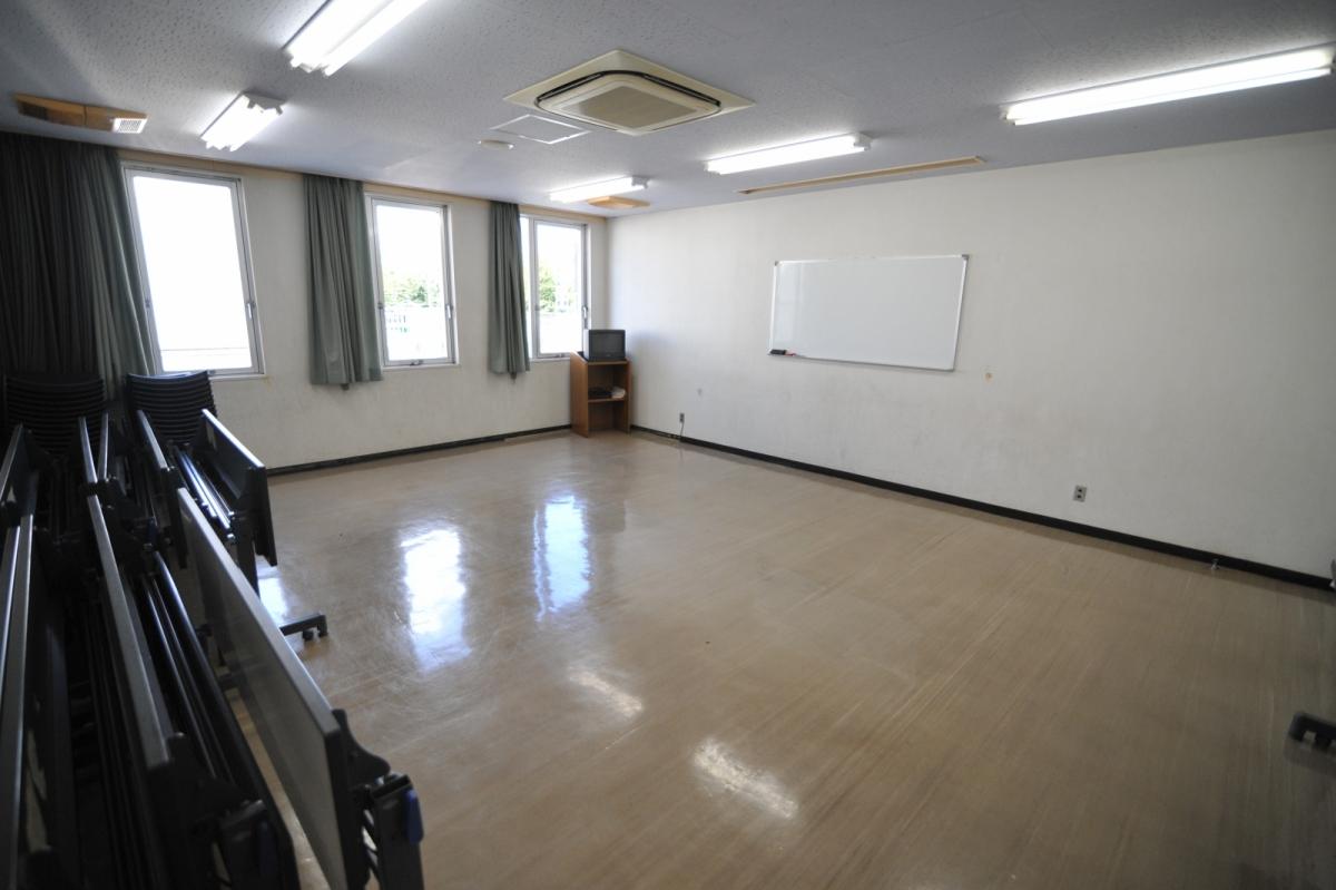 藤久保公民館学習室