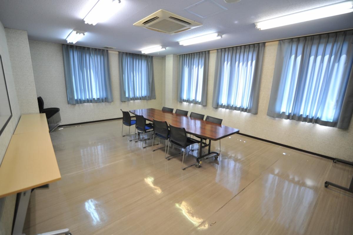 藤久保公民館図書室