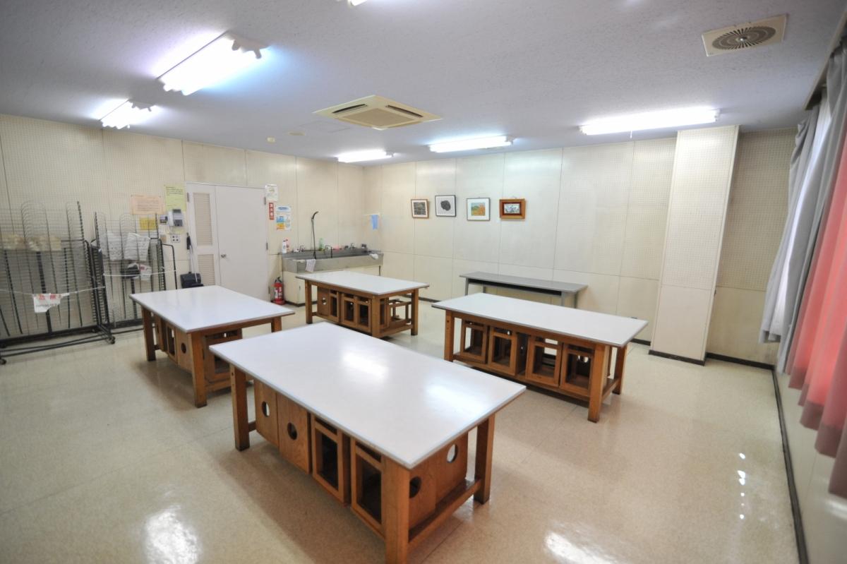 藤久保公民館美術工作室
