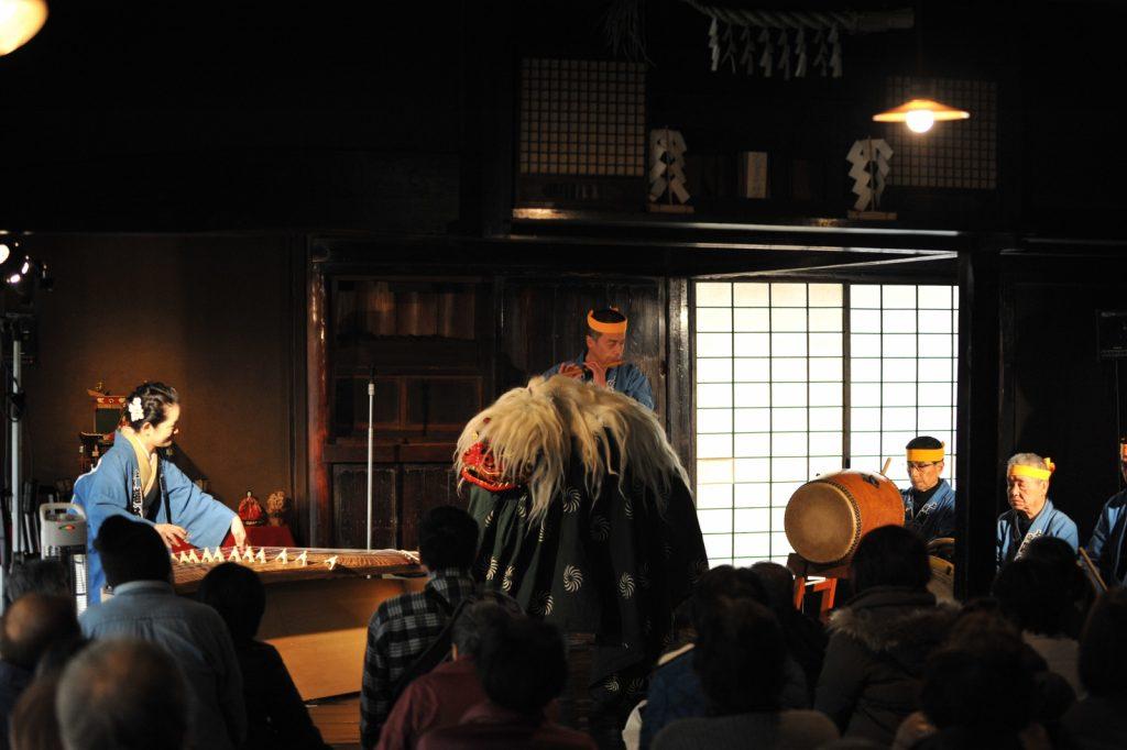 ロビーコンサート2016 in 旧島田家住宅