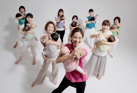 スキンシップエクササイズ☆ベビーダンス三芳町