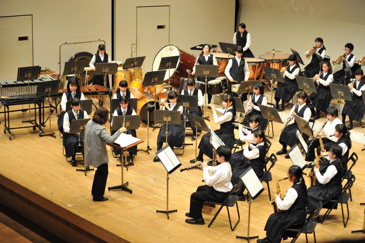 三芳中学校吹奏楽部