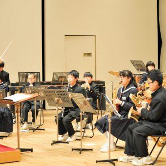 三芳東中学校