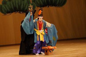 三芳の伝統芸能、竹間沢車人形