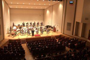 中学校吹奏楽部3校合同演奏会